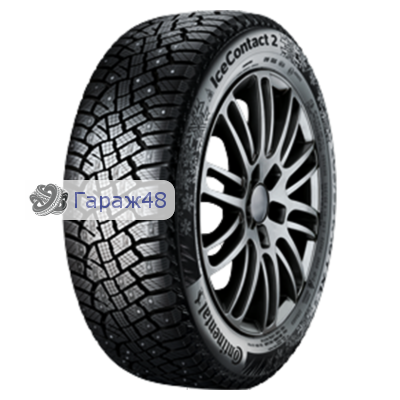 Continental ContiIceContact 2 SUV 255/55 R18 109T