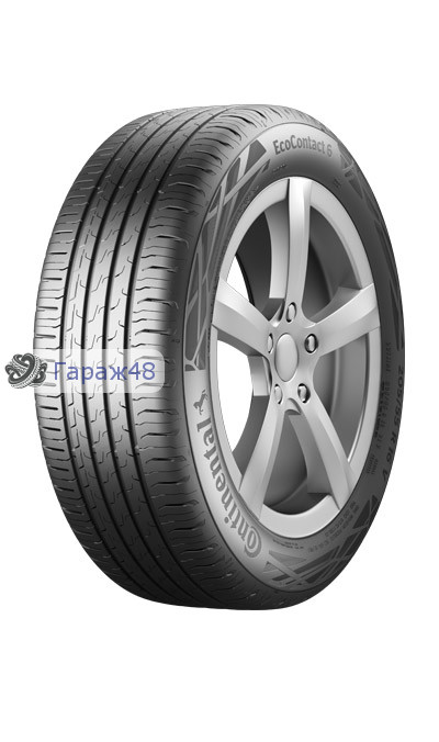 Continental ContiEcoContact 6 175/60 R15 81H