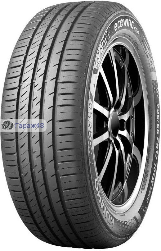 Kumho Ecowing ES31 145/80 R13 75T