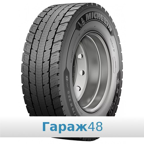 Michelin X-Multi D 315/70 R22.5 154/150L