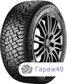 Continental ContiIceContact 2 SUV KD 235/50 R18 101T
